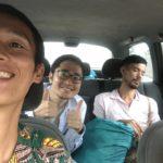 ベナンに友達が来てくれた~日本男児の3人旅 in Benin~